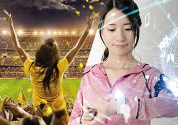スポーツマネジメント テクノロジー科